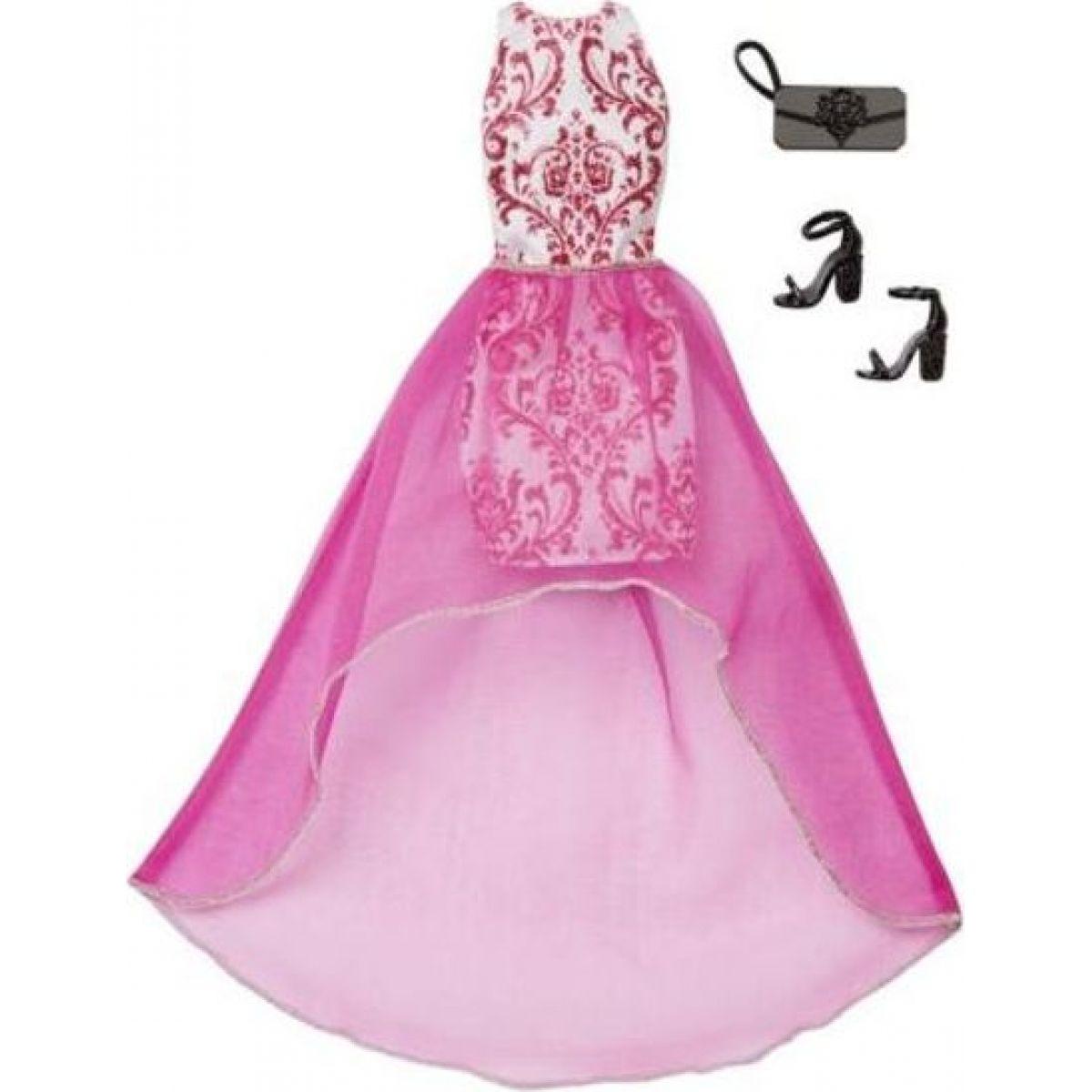 Barbie outfit s doplňky - DMF52