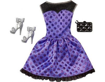 Barbie outfit s doplňky - DMF53