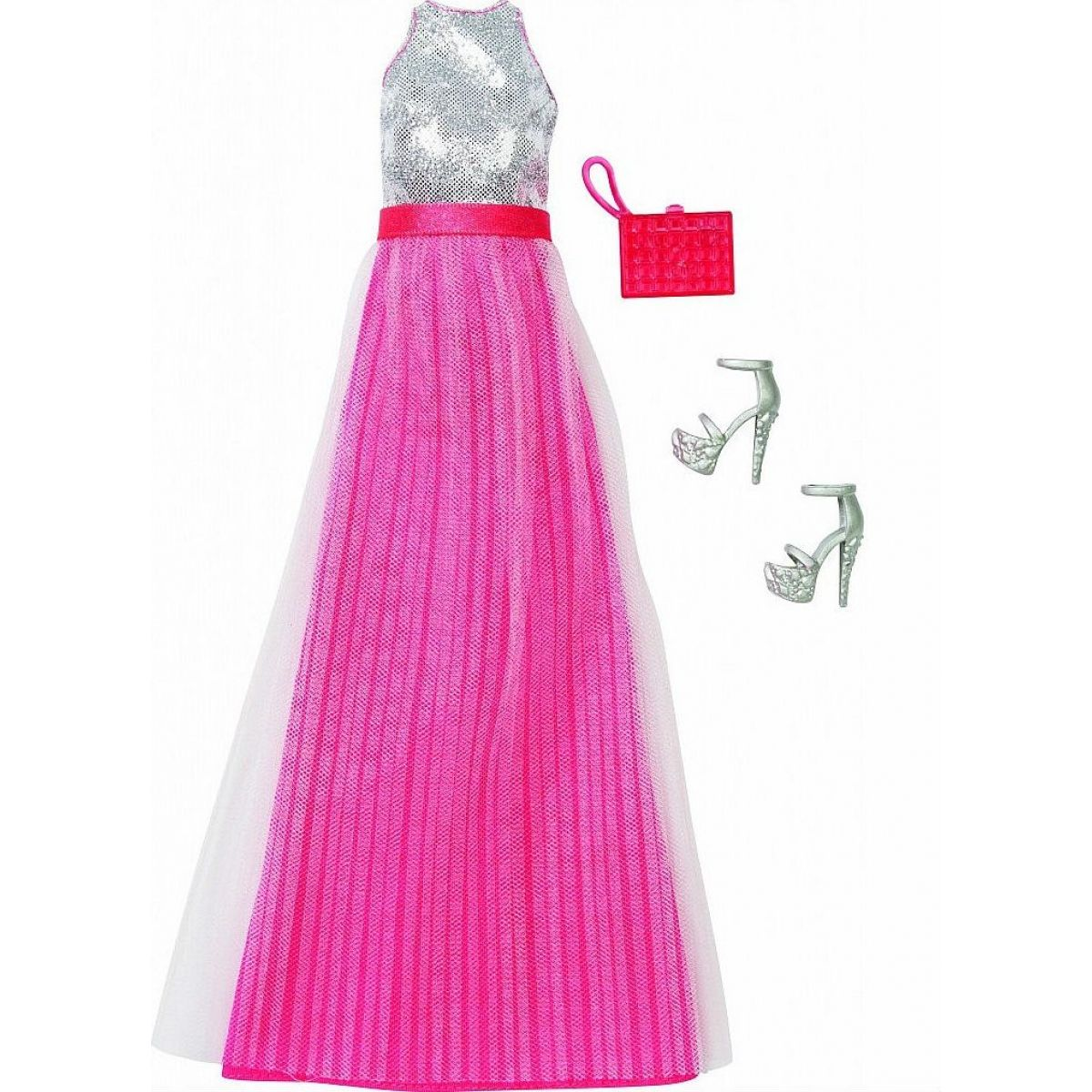 Barbie outfit s doplňky - DNV27