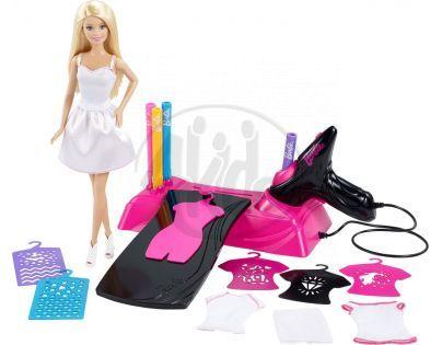 Barbie Panenka a airbrush