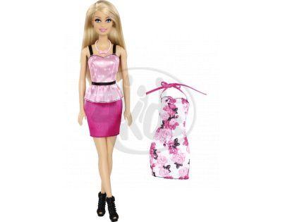Barbie Panenka a šaty (MATTEL BLR72)