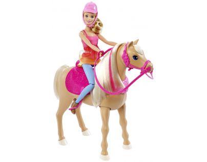 Barbie Panenka a tančící kůň