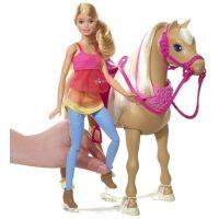 Barbie Panenka a tančící kůň 4