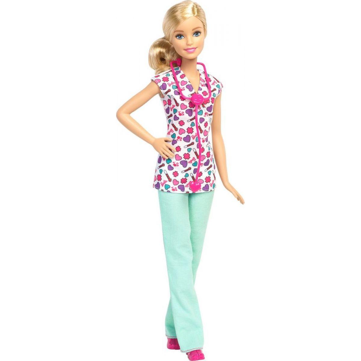 Barbie Panenka v povolání - Zdravotní sestra