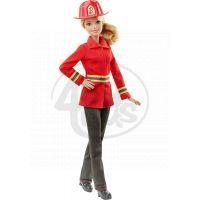 Barbie Panenka v povolání - Hasička
