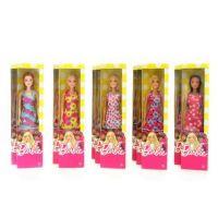 Barbie Bábika v šatách DVX86 2