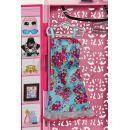 Barbie přenosná módní šatna (MATTEL BMB99) 3