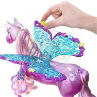 Barbie Pohádkový kůň Mattel T4207 3
