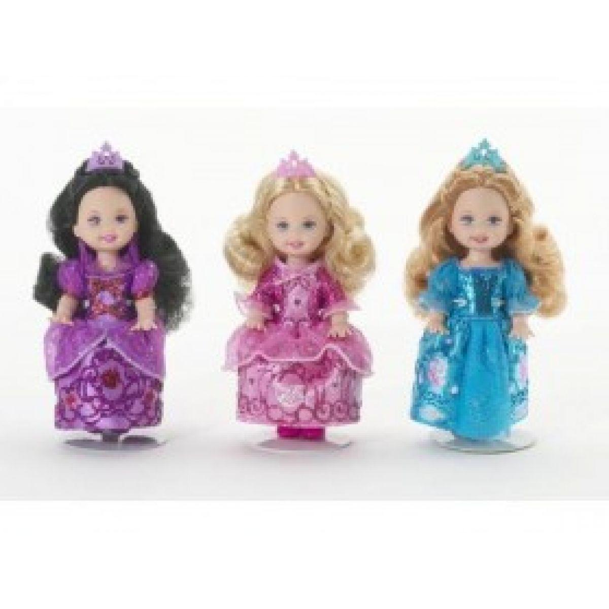 BRB Barbie princezna Shelly