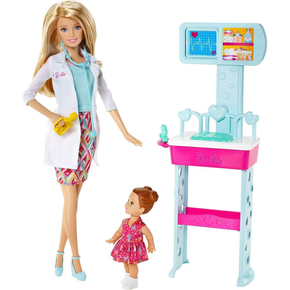 Barbie profese - Lékařka