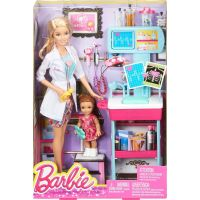 Barbie profese - Lékařka 2