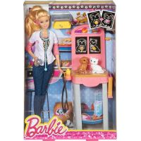 Barbie profese - Veterinářka 2