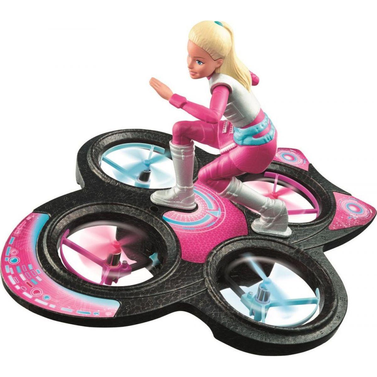 Barbie RC Hvězdný hoverboard - Poškozený obal