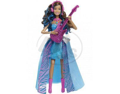Barbie Rock 'N Royals Zpívající Rock Star