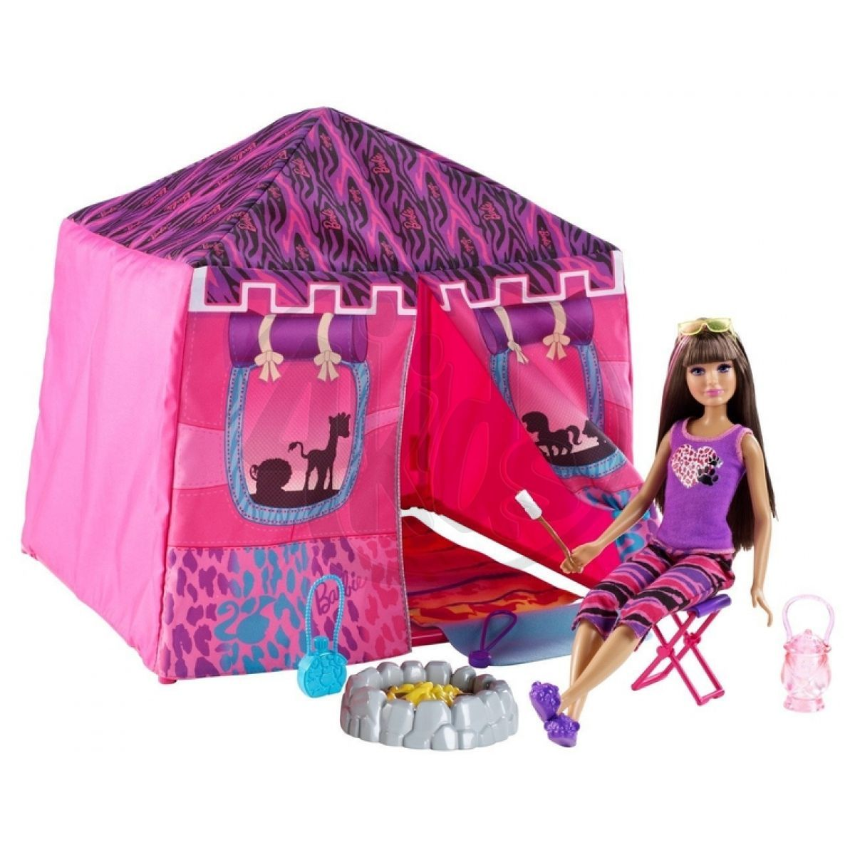 Как сделать походные вещи для кукол