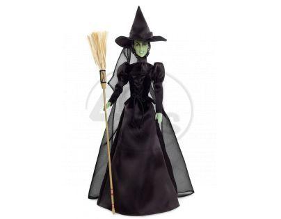 Barbie sběratelská Čaroděj ze země Oz Mattel Y0246 - Čarodějnice