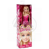 Barbie Panenky v třpytivých šatech - Růžová BCN35 2