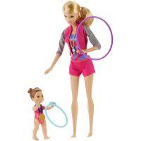 Barbie Trenérka gymnastiky 3