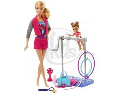 Barbie Trenérka gymnastiky