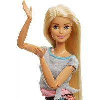 Barbie v pohybe ružová 3