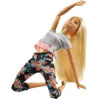 Barbie v pohybe ružová 2