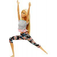 Barbie v pohybu růžová
