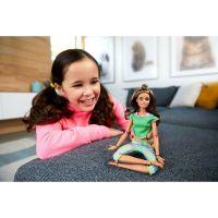 Barbie v pohybe zelená 4