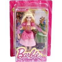 Barbie Mini princezna Genevieve