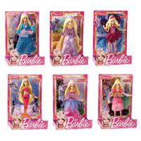 BARBIE V7050 Mini princezna - Mariposa