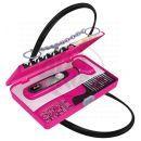 Barbie vlasové doplňky + kabelka 3