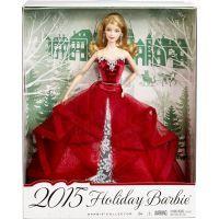 Barbie vánoční Barbie 2