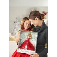 Barbie vánoční Barbie 3