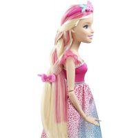 Mattel Barbie Vysoká princezna s dlouhými vlasy blond 4