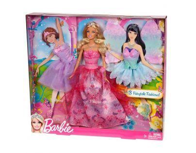 MATTEL Barbie - Královská paráda W2930