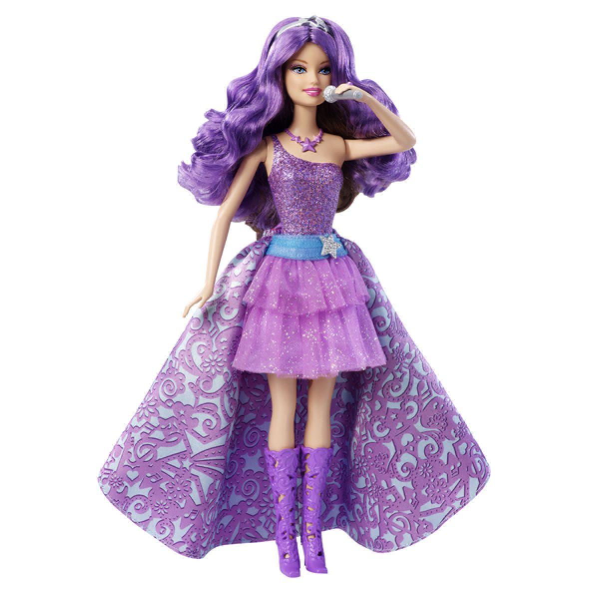 MATTEL Barbie - Zpívající kamarádka Y2412