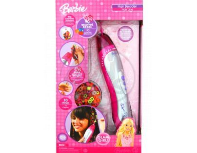 Barbie navlékač korálků
