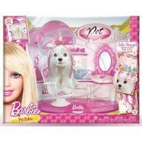 Barbie Zvířecí salón (ALLTOYS BBPS1) 6