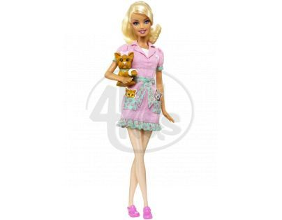MATTEL R4228 - Barbie Zvěrolékařka I Can Be