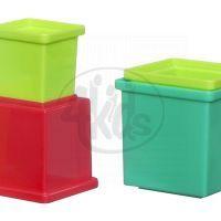Hasbro 16810148 - Hrací set barevné kostky Playskool 2