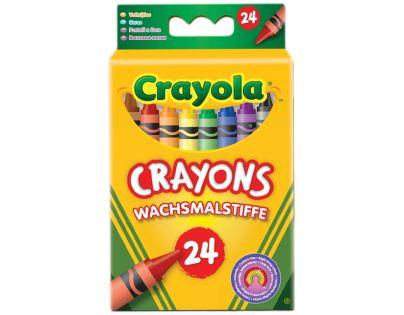 Crayola Voskovky 24ks