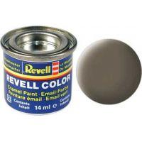 Barva Revell emailová 32186 matná olivově hnědá olive brown mat