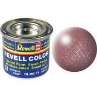Barva Revell emailová 32193 metalická měděná copper metallic