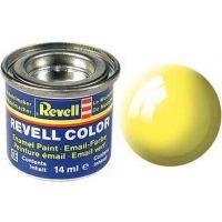 Barva Revell emailová 32312 hedvábná světle žlutá luminous yellow silk