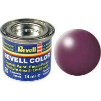 Barva Revell emailová 32331 hedvábná nachově červená purple red silk