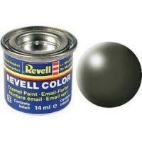 Barva Revell emailová 32361 hedvábná olivově zelená olive green silk