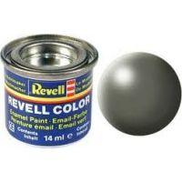 Barva Revell emailová 32362 hedvábná šedavě zelená greyish green silk