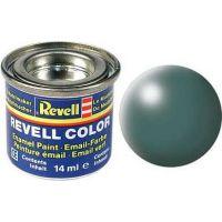 Barva Revell emailová 32364 hedvábná listově zelená leaf green silk