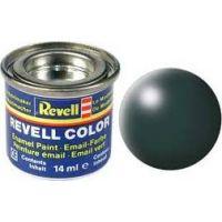 Barva Revell emailová 32365 hedvábná zelená patina patina green silk