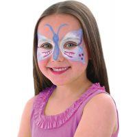 Barvy na obličej - Poškozený obal 5