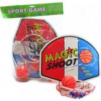 Basketball koš s míčem 2